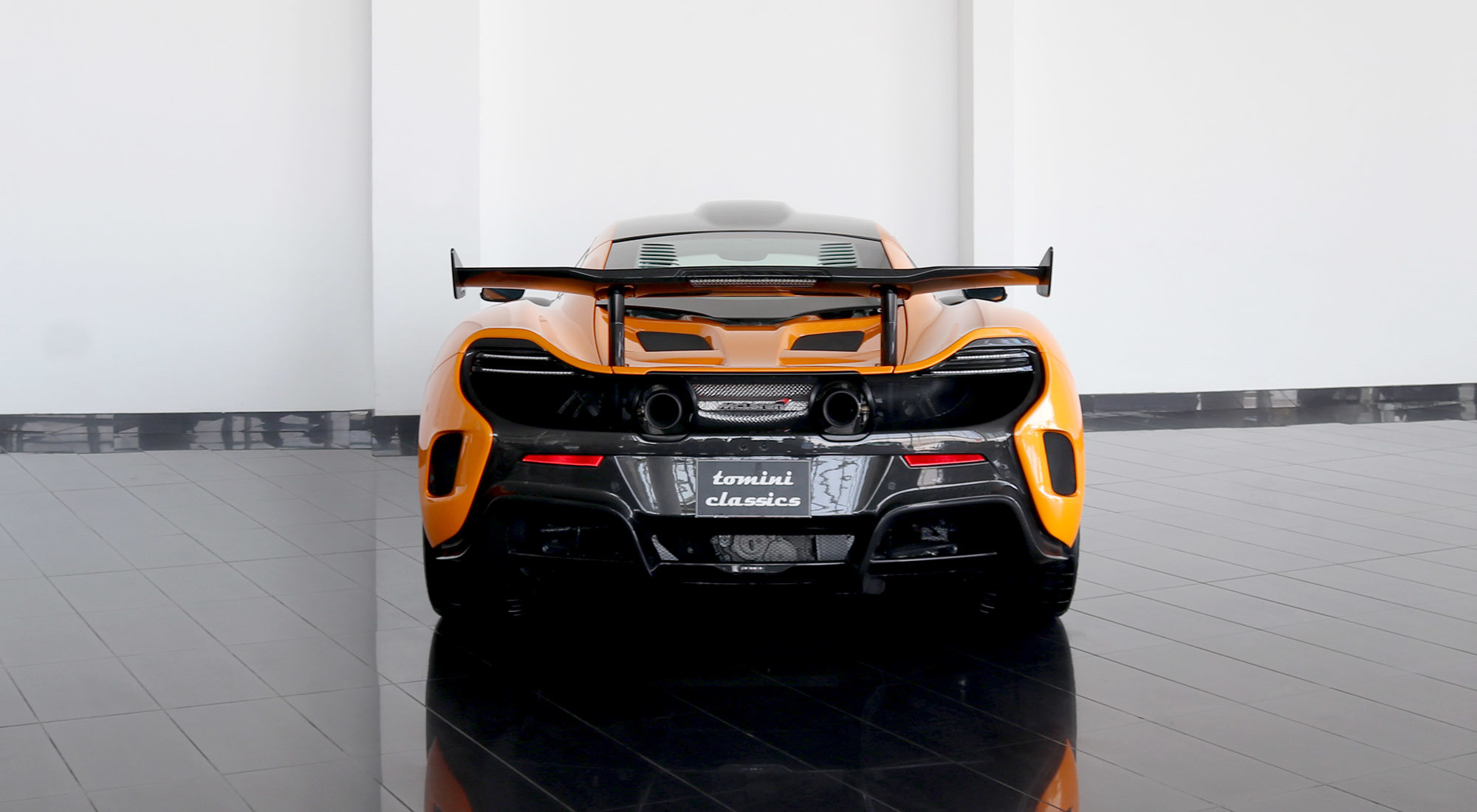 2016 McLaren 688 HS For Sale (picture 4 of 6)