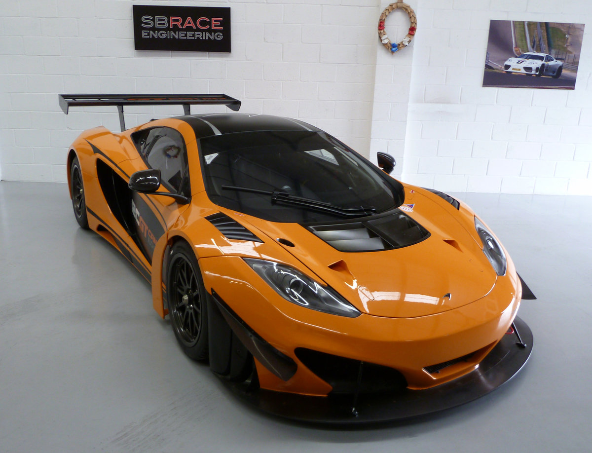 2013 McLaren MP4-12C Can Am  For Sale (picture 1 of 6)