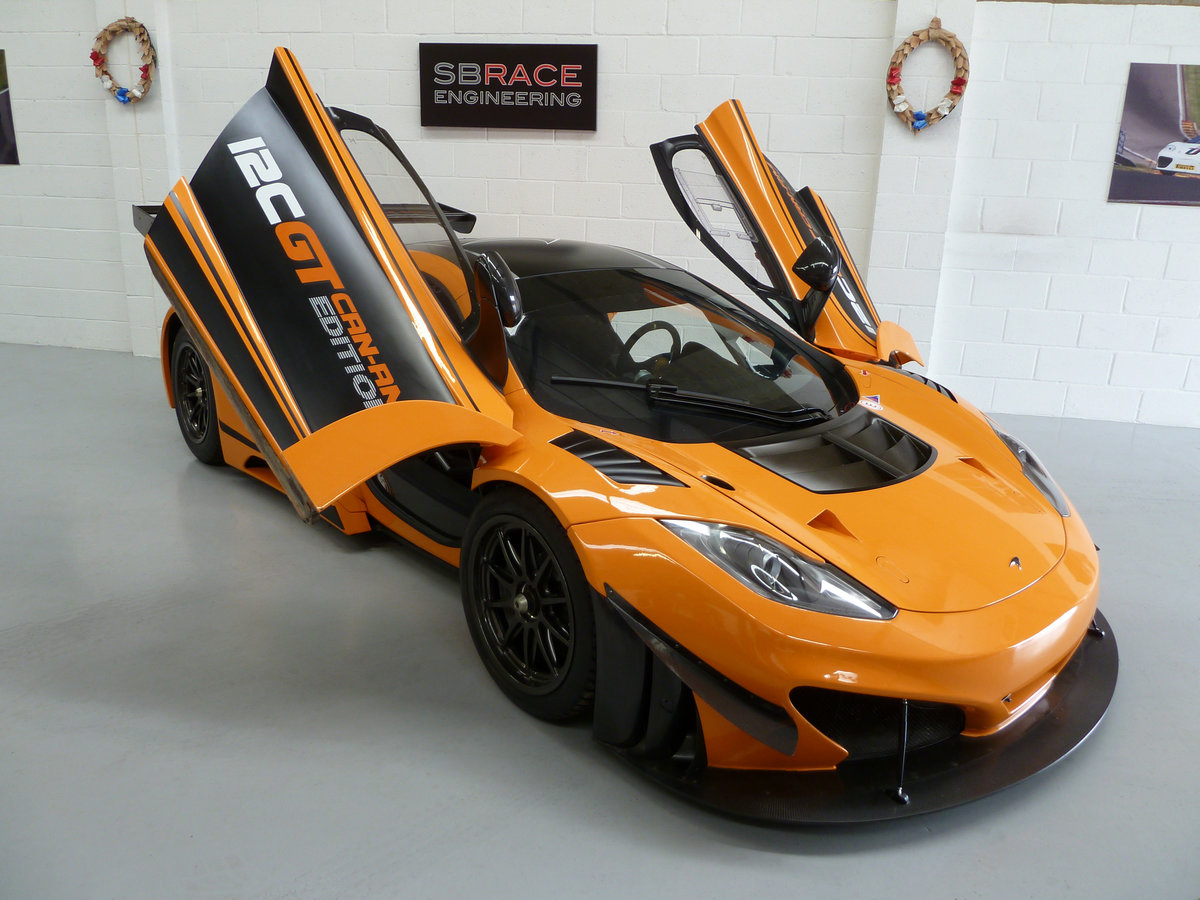 2013 McLaren MP4-12C Can Am  For Sale (picture 3 of 6)