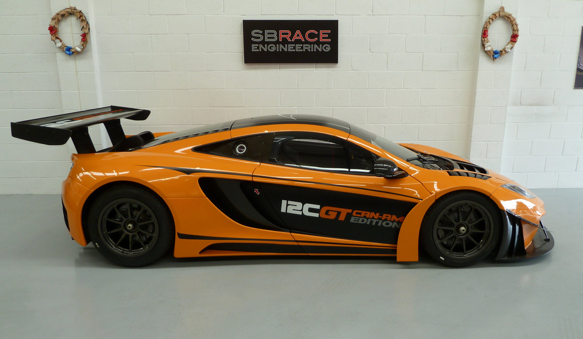 2013 McLaren MP4-12C Can Am  For Sale (picture 4 of 6)