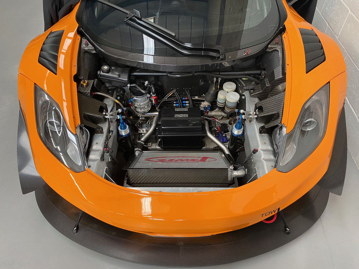 2013 McLaren MP4-12C Can Am  For Sale (picture 5 of 6)