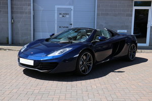 Picture of 2014 McLaren 12C Spider