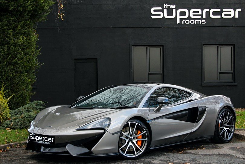 2017 McLaren 570GT - 9K Miles - Carbon/Superlight Forged Wheels For Sale (picture 1 of 6)