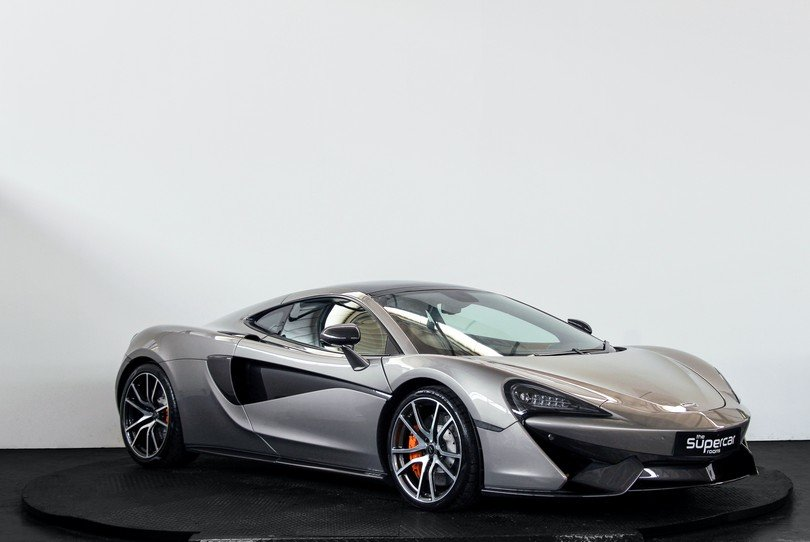 2017 McLaren 570GT - 9K Miles - Carbon/Superlight Forged Wheels For Sale (picture 2 of 6)