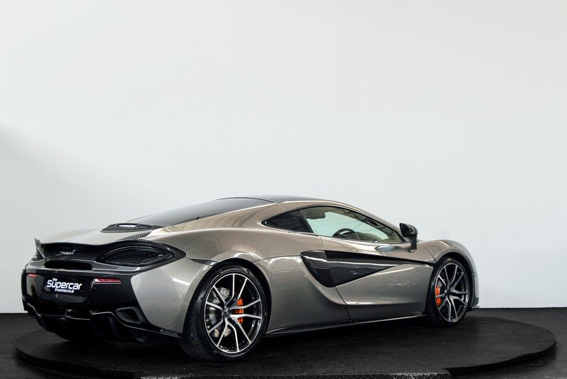 2017 McLaren 570GT - 9K Miles - Carbon/Superlight Forged Wheels For Sale (picture 3 of 6)