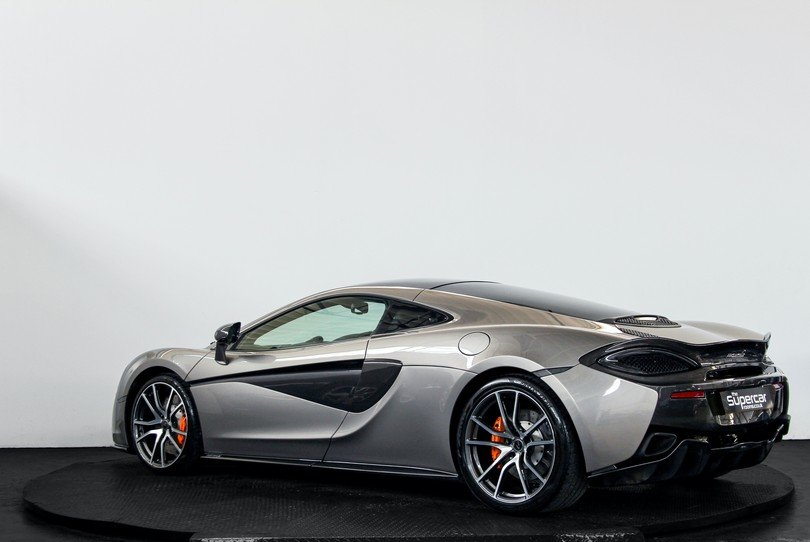2017 McLaren 570GT - 9K Miles - Carbon/Superlight Forged Wheels For Sale (picture 4 of 6)