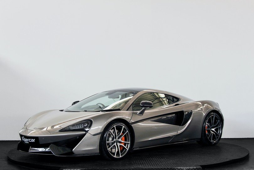 2017 McLaren 570GT - 9K Miles - Carbon/Superlight Forged Wheels For Sale (picture 5 of 6)