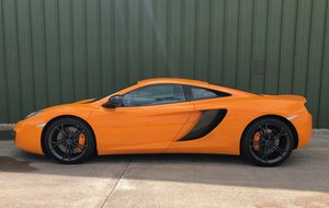 Picture of 2012 MCLAREN MP4-12C Coupe LHD  only 436 mileS