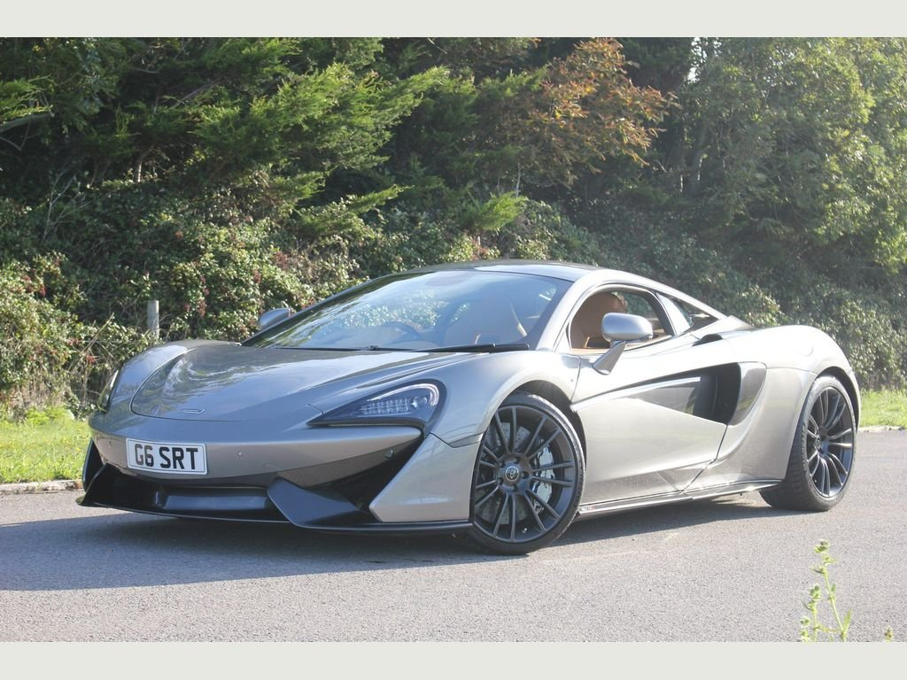 2016 McLaren 570S 3.8 2dr NOSE LIFT, FSH,WARRANTY For Sale (picture 1 of 1)