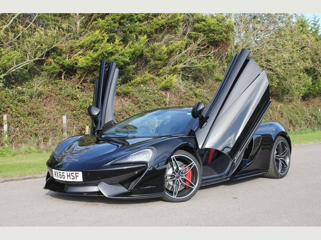 2016 McLaren 570GT 3.8 3dr ABSOLUTLEY STUNNING! For Sale (picture 1 of 1)