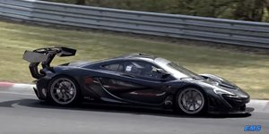 Picture of 2020 Wanted McLaren P1 LM/GT