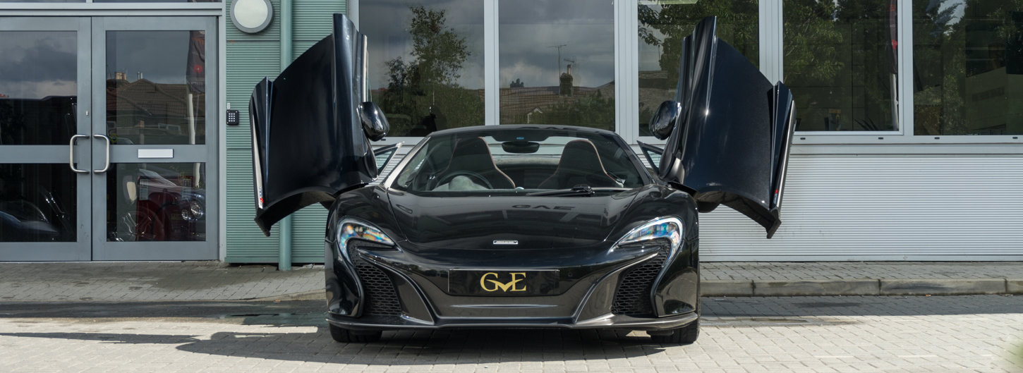 McLaren 650s Spider 2014/64 For Sale (picture 2 of 6)