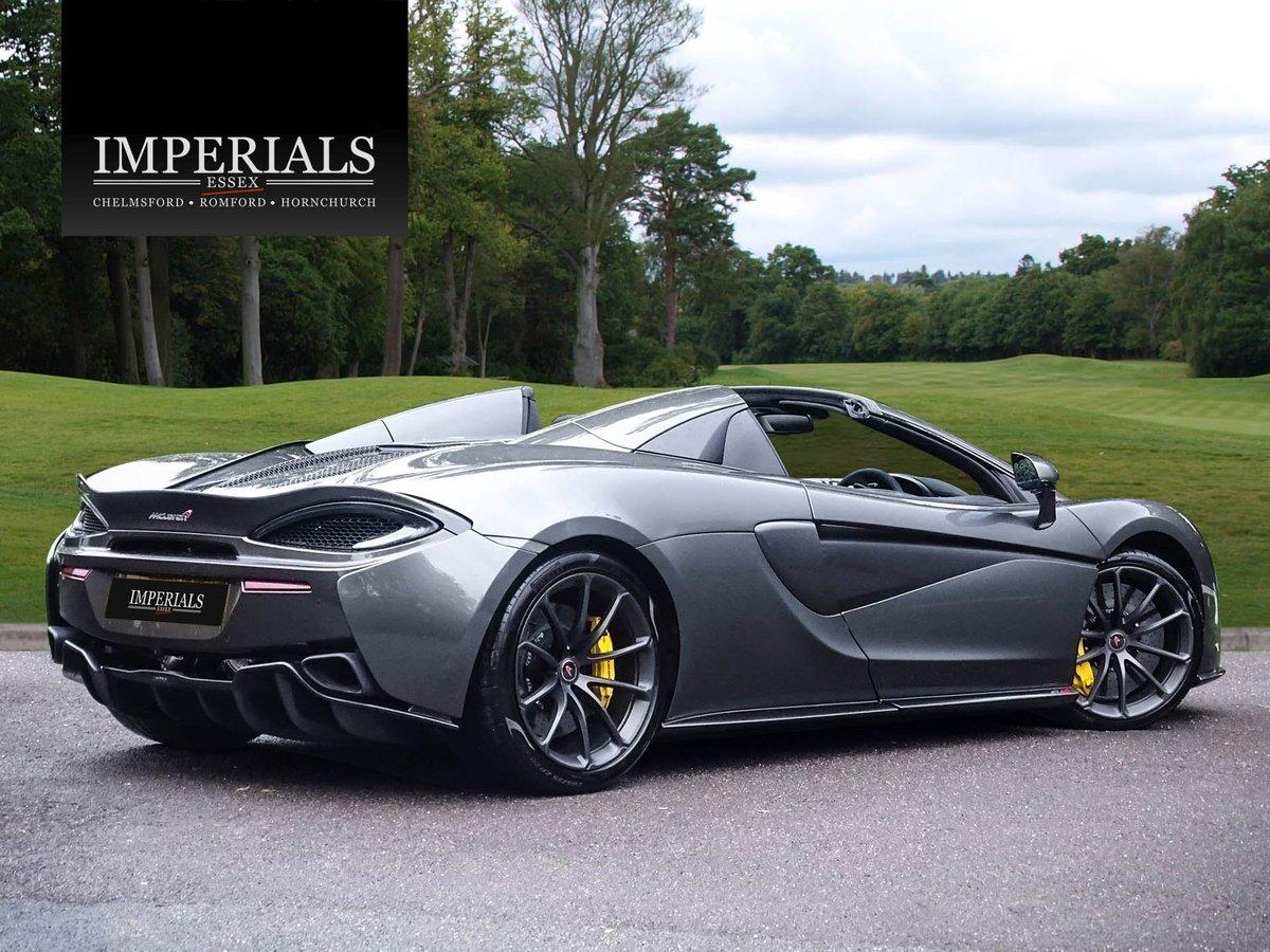 2017 McLaren  570S  V8 SSG SPIDER CAB AUTO  119,948 For Sale (picture 6 of 24)