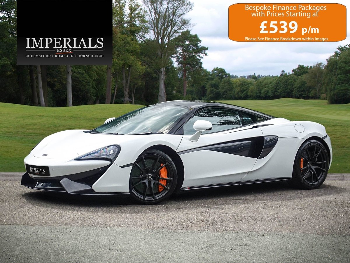 2016 McLaren  570S  V8 COUPE AUTO  99,948 For Sale (picture 1 of 24)