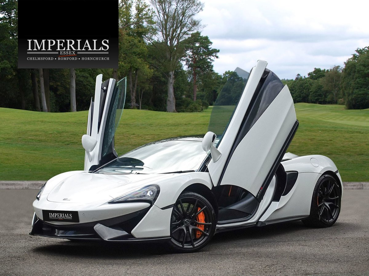 2016 McLaren  570S  V8 COUPE AUTO  99,948 For Sale (picture 2 of 24)