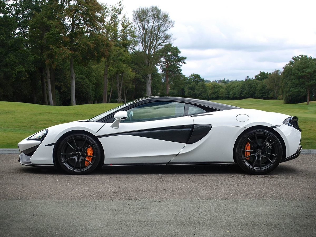 2016 McLaren  570S  V8 COUPE AUTO  99,948 For Sale (picture 3 of 24)