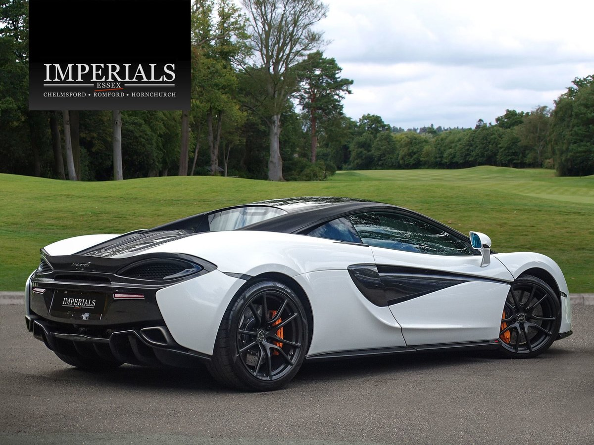 2016 McLaren  570S  V8 COUPE AUTO  99,948 For Sale (picture 6 of 24)