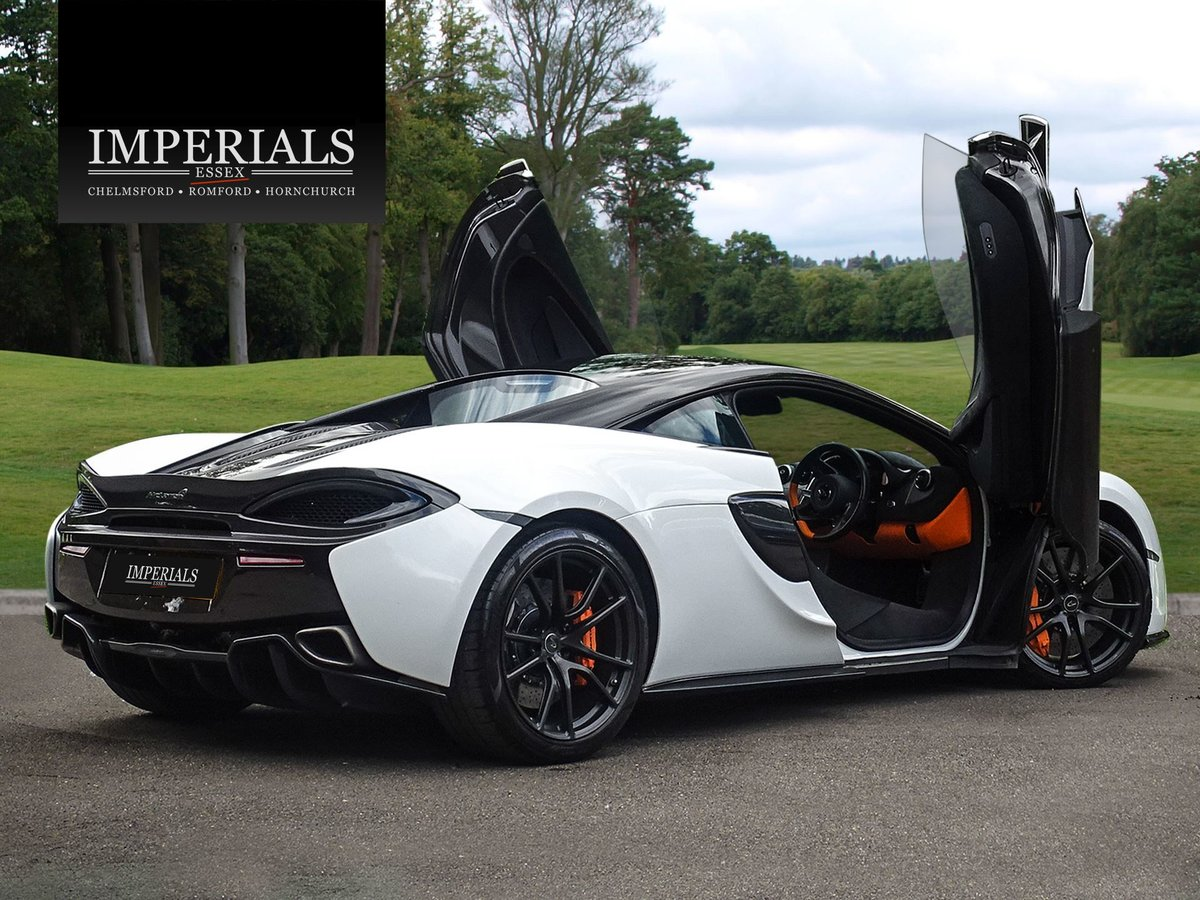2016 McLaren  570S  V8 COUPE AUTO  99,948 For Sale (picture 7 of 24)