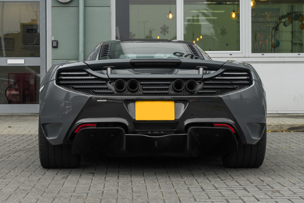 McLaren MP4-12C Mulgari ICON1 Chassis #001 2011 SOLD (picture 2 of 6)