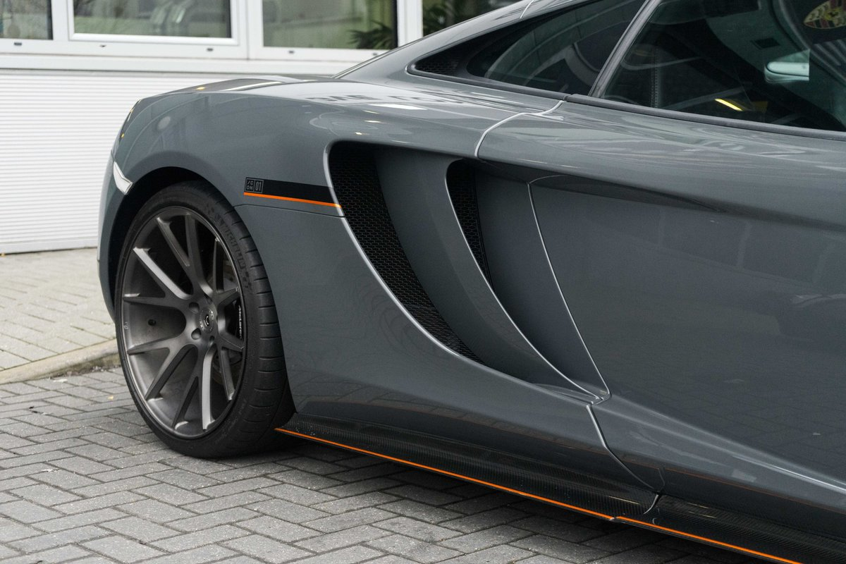 McLaren MP4-12C Mulgari ICON1 Chassis #001 2011 SOLD (picture 4 of 6)