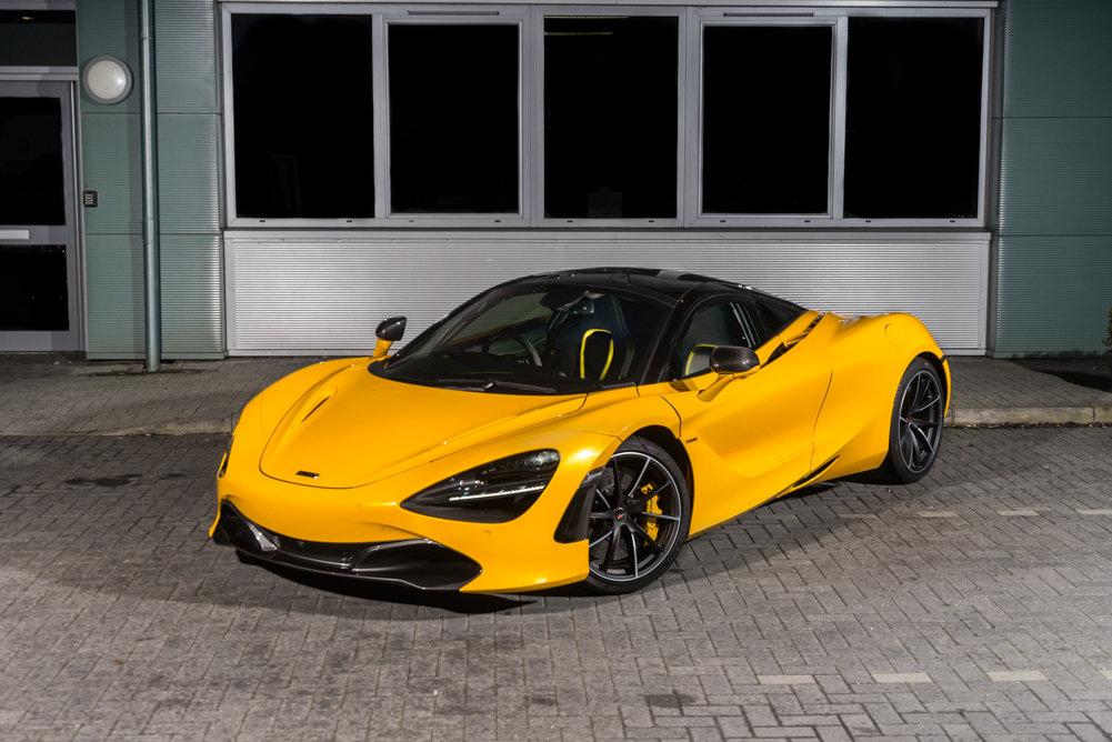 2017 McLaren 720s 2019 SOLD (picture 1 of 6)