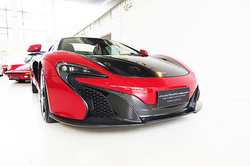 2016 one of 50 cars worldwide this 650S Can Am is special For Sale (picture 1 of 6)