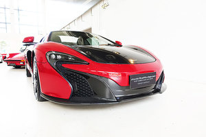2016 one of 50 cars worldwide this 650S Can Am is special