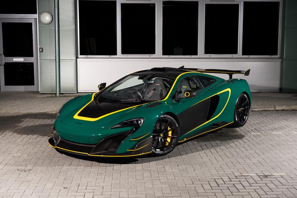 McLaren 688 HS 2016/66 1 of 25 SOLD (picture 1 of 6)