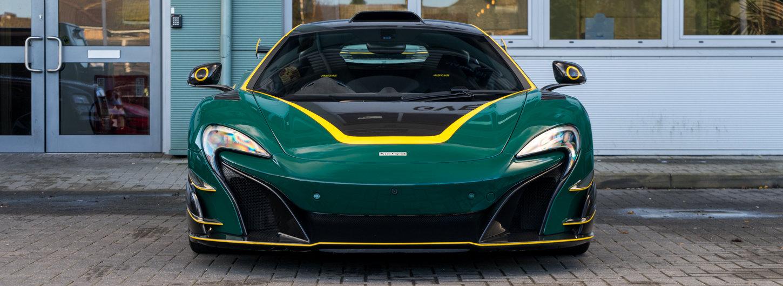 McLaren 688 HS 2016/66 1 of 25 SOLD (picture 2 of 6)