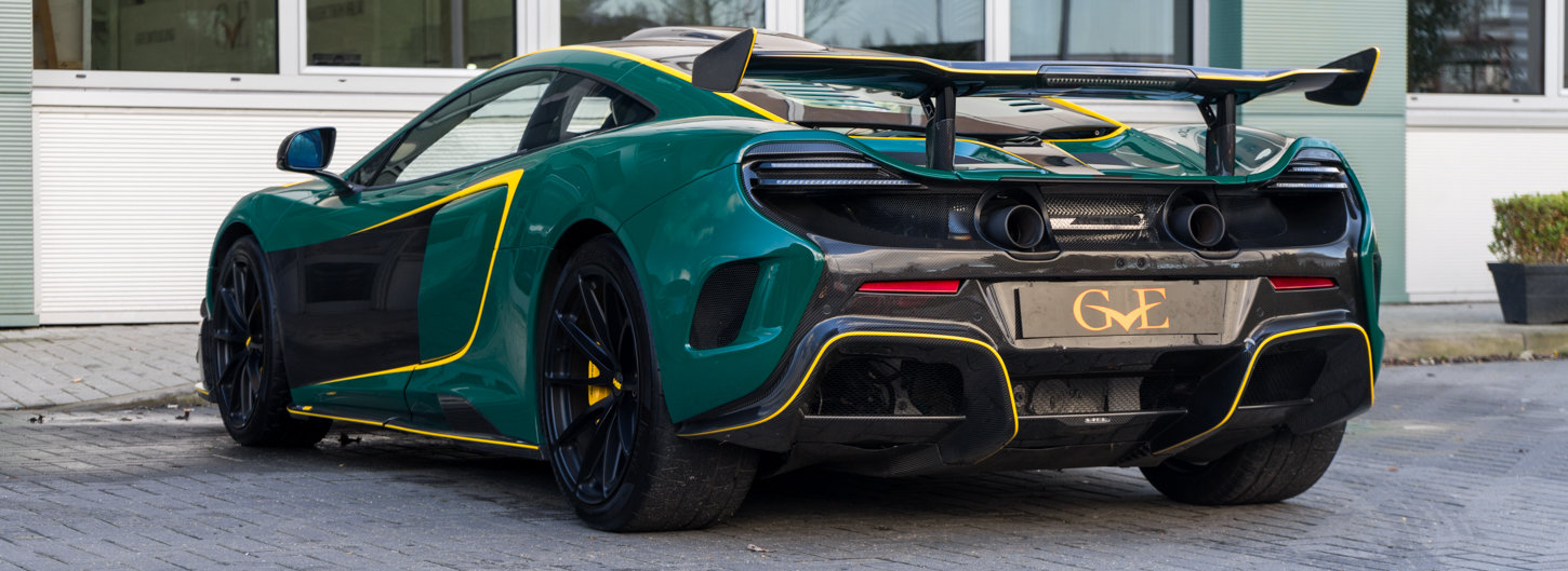 McLaren 688 HS 2016/66 1 of 25 For Sale (picture 3 of 6)