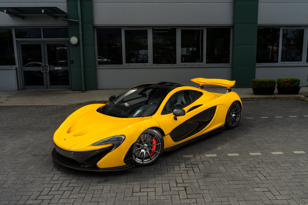 McLaren P1 2014 For Sale (picture 1 of 6)