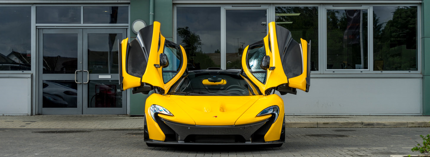 McLaren P1 2014 For Sale (picture 2 of 6)