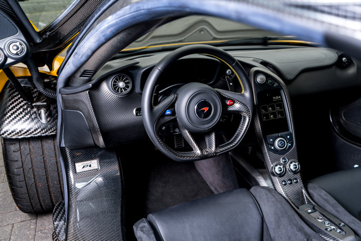 McLaren P1 2014 For Sale (picture 4 of 6)