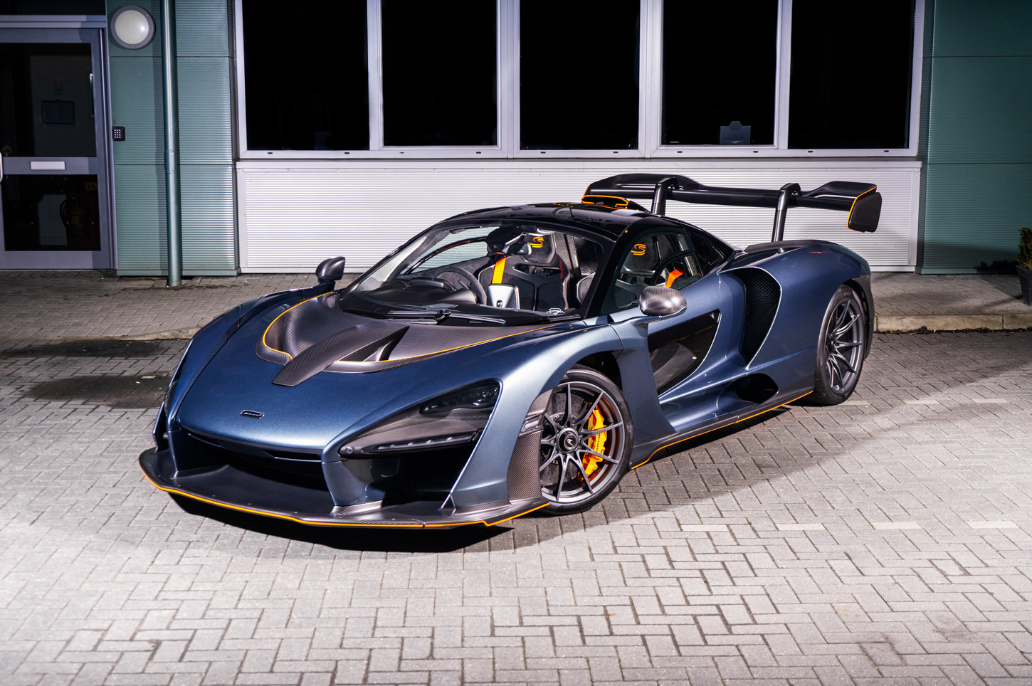 Mclaren Senna 2019/19 (VAT Qualifying) For Sale (picture 1 of 6)