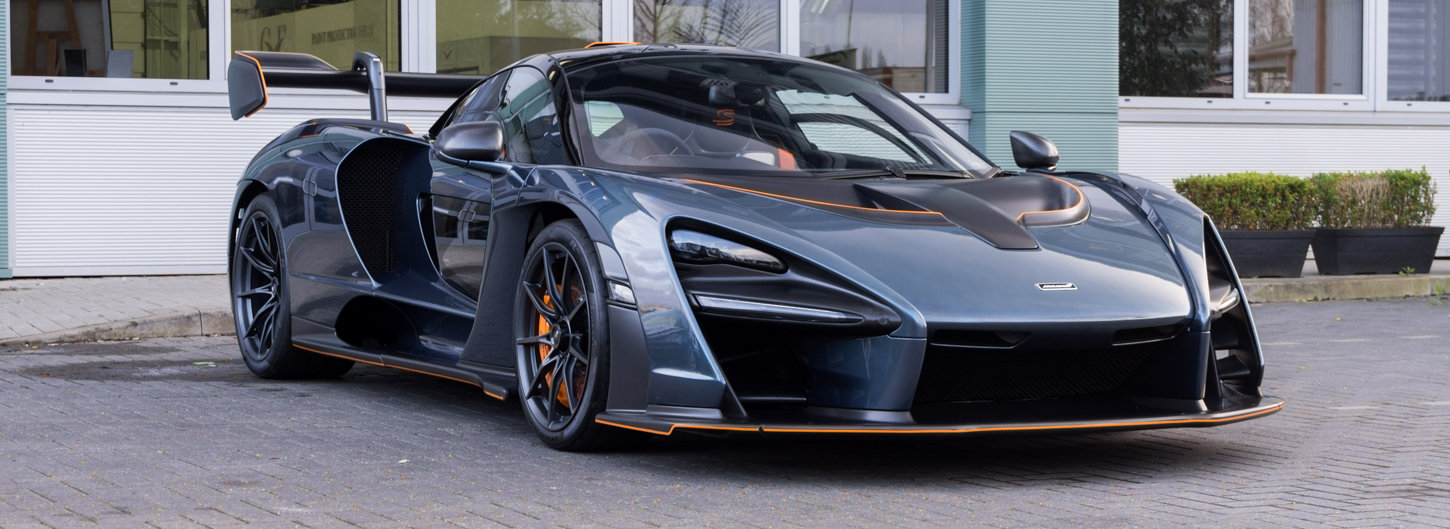 Mclaren Senna 2019/19 (VAT Qualifying) For Sale (picture 2 of 6)