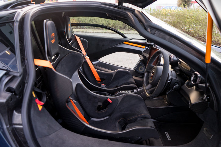 Mclaren Senna 2019/19 (VAT Qualifying) For Sale (picture 5 of 6)