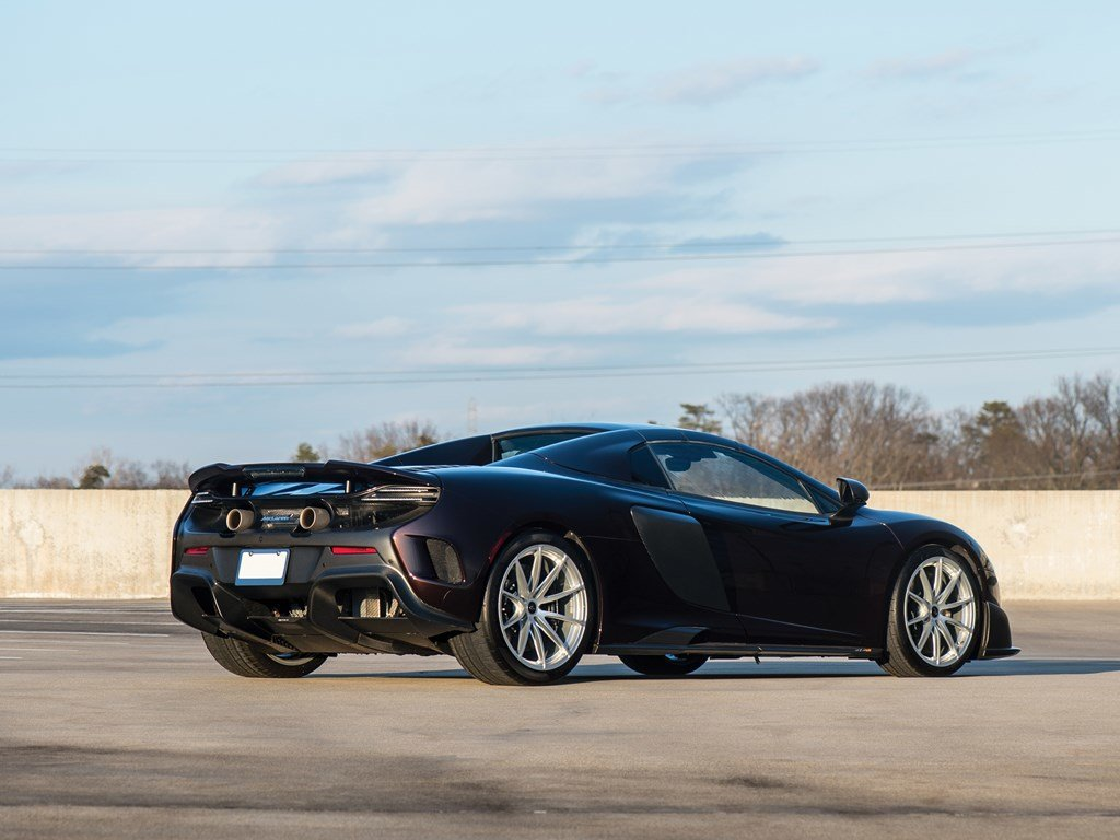 2016 McLaren 675LT Spider  For Sale by Auction (picture 2 of 6)
