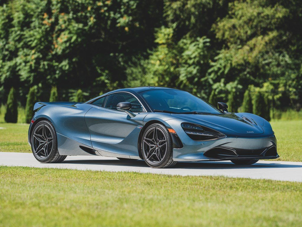 2018 McLaren 720S  For Sale by Auction (picture 1 of 6)