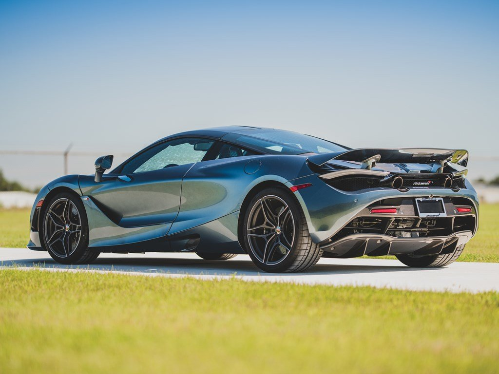 2018 McLaren 720S  For Sale by Auction (picture 2 of 6)