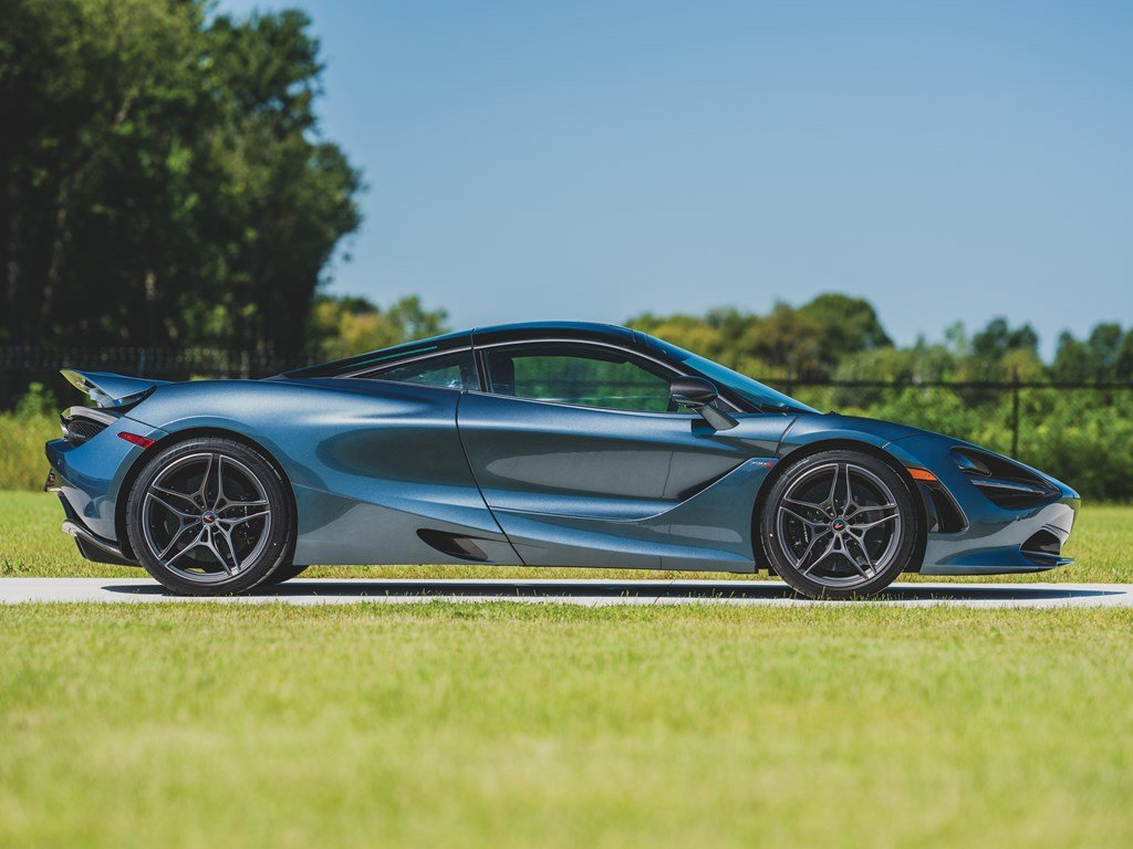 2018 McLaren 720S  For Sale by Auction (picture 5 of 6)
