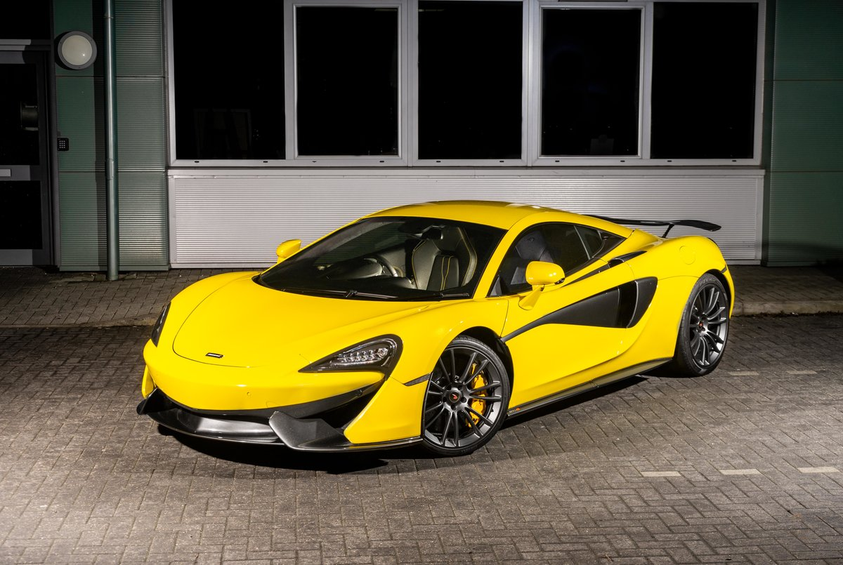 McLaren 570s 2018 For Sale (picture 1 of 6)