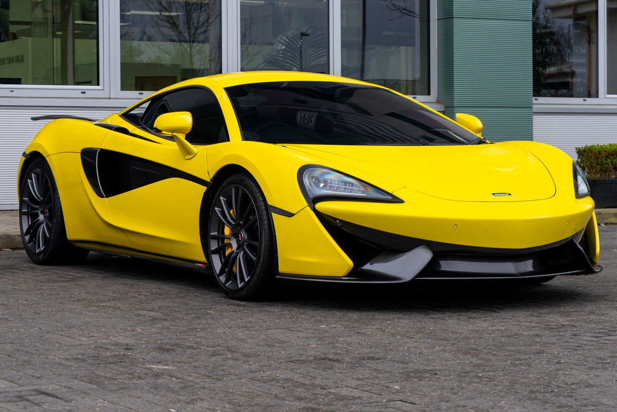 McLaren 570s 2018 For Sale (picture 2 of 6)
