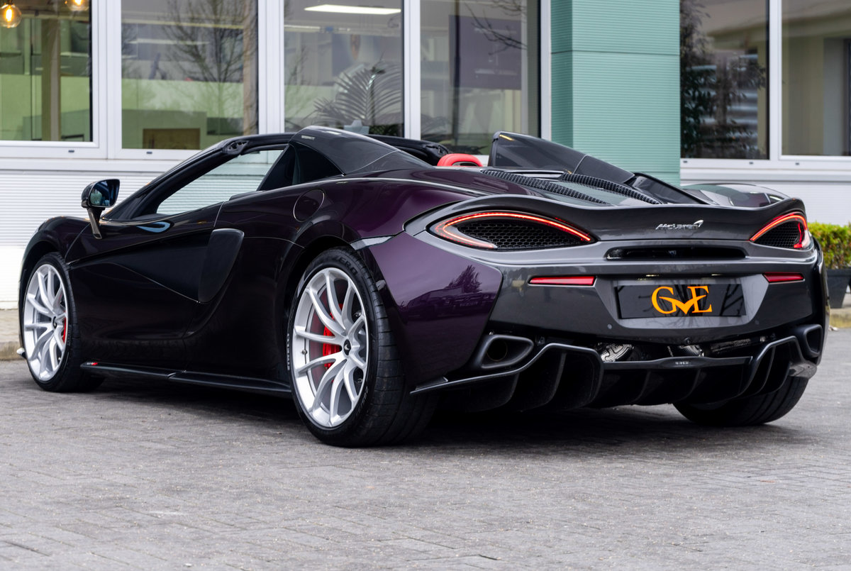 McLaren 570s Spider 2019 For Sale (picture 3 of 6)
