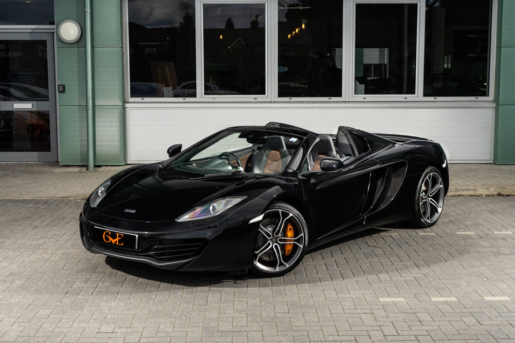 Mclaren MP4-12C 2012 For Sale (picture 1 of 6)