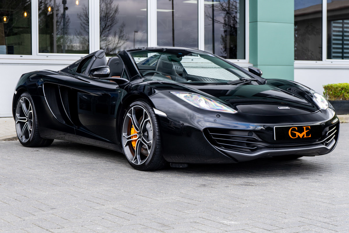 Mclaren MP4-12C 2012 For Sale (picture 2 of 6)