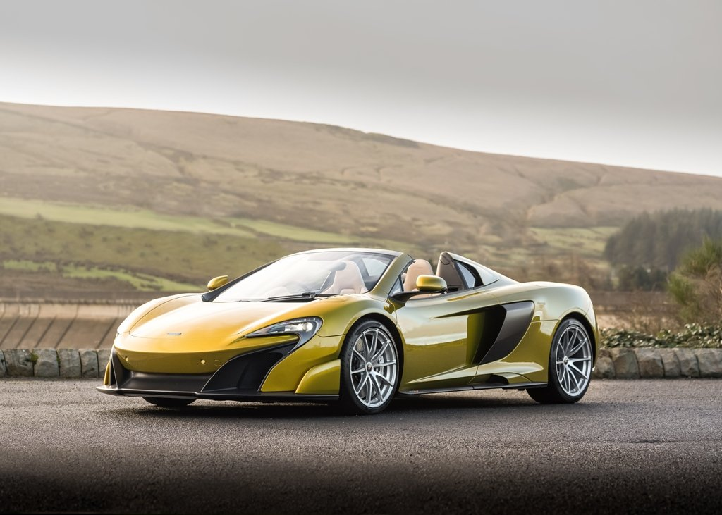 2016 Mclaren 675LT Spider For Sale (picture 1 of 6)
