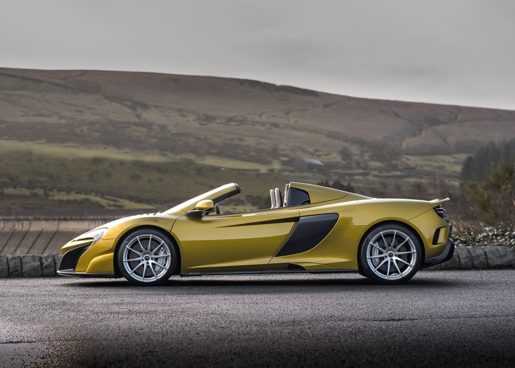 2016 Mclaren 675LT Spider For Sale (picture 2 of 6)