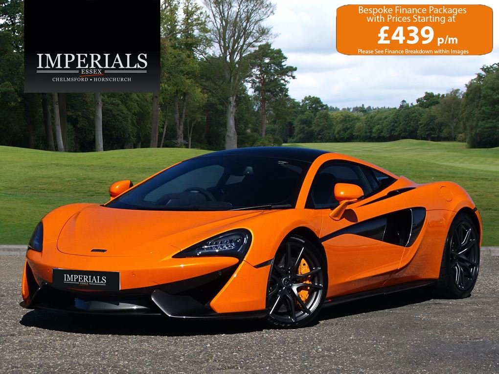 2017 McLaren  570S  V8 SSG COUPE AUTO  79,948 For Sale (picture 1 of 24)