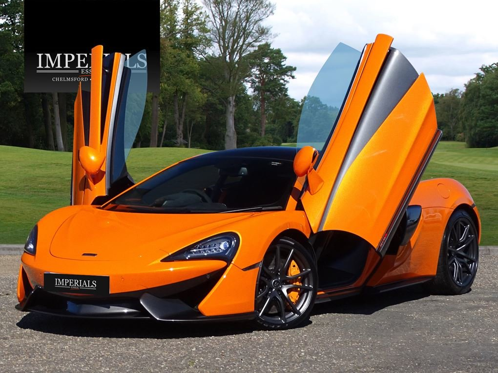 2017 McLaren  570S  V8 SSG COUPE AUTO  79,948 For Sale (picture 2 of 24)