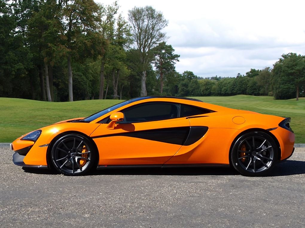 2017 McLaren  570S  V8 SSG COUPE AUTO  79,948 For Sale (picture 3 of 24)